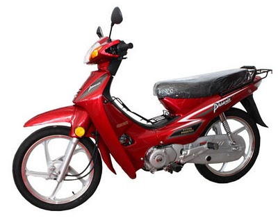 Nova cinquentinha tem design parecido com o da Honda Biz