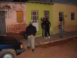 Gerencia de Polícia do Sertão - II