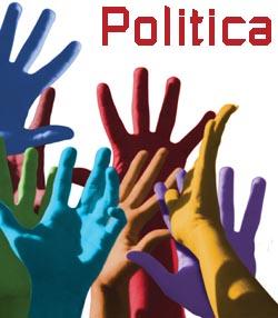 politica mãos